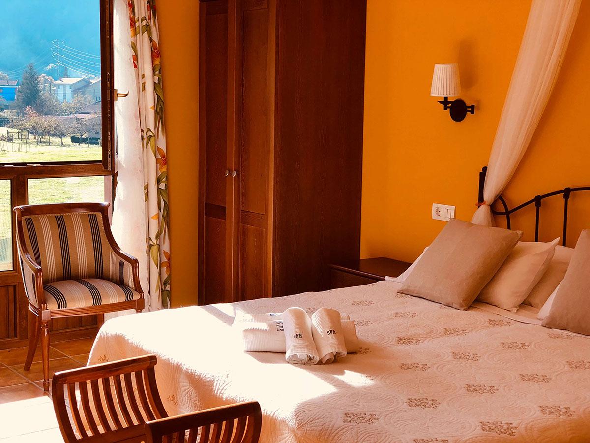 habitación suite cama doble