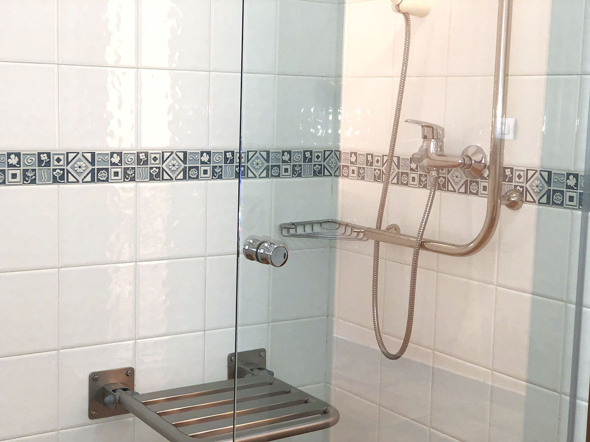 lavabo adaptado habitación doble