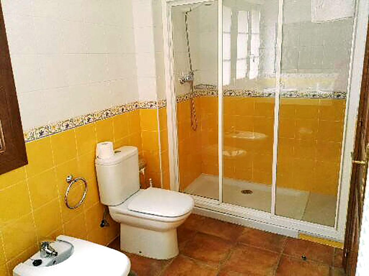lavabo habitación doble superior