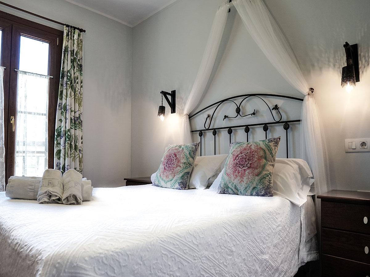 habitación doble cama doble