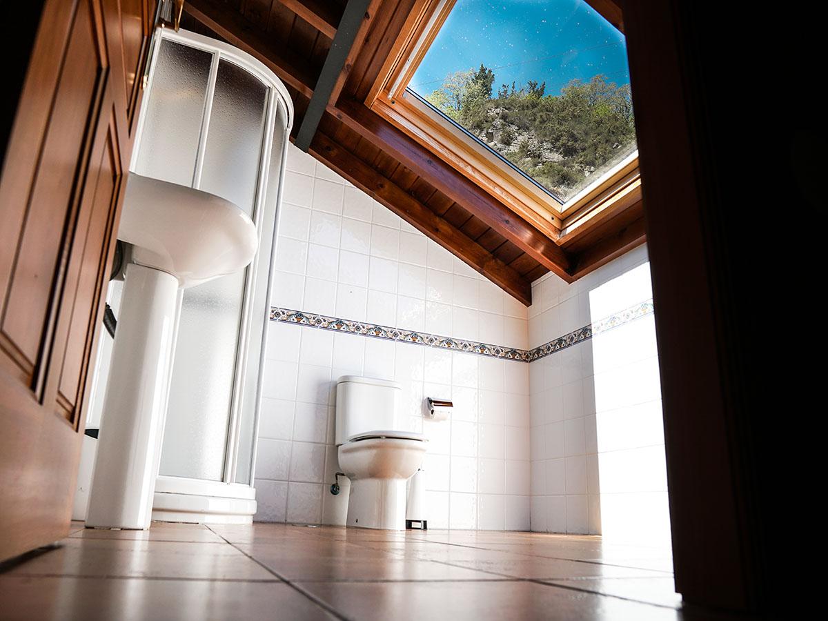 lavabo habitación triple